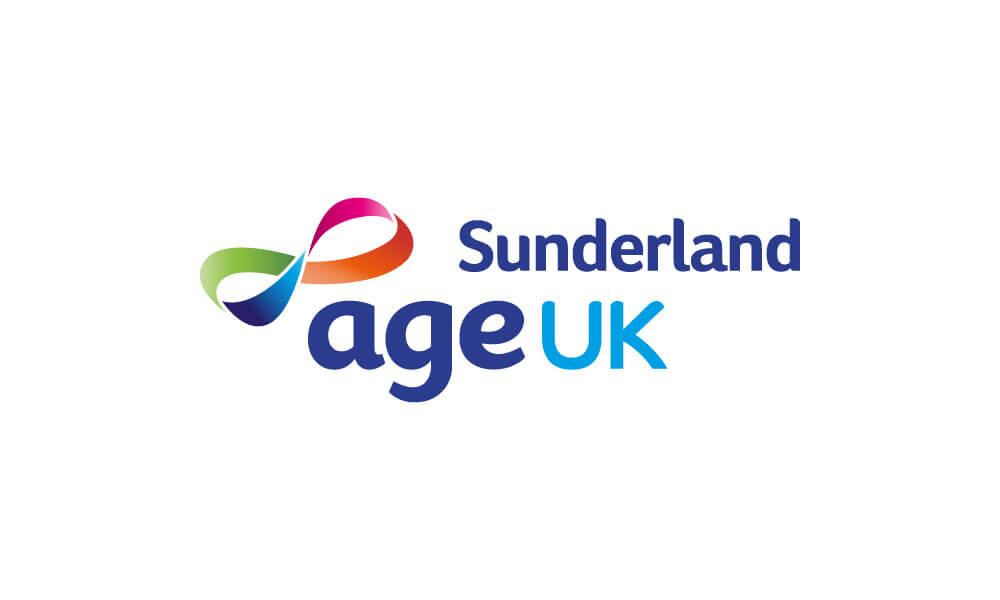 Age Uk Sunderland logo