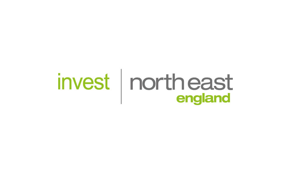Invest North East England logo