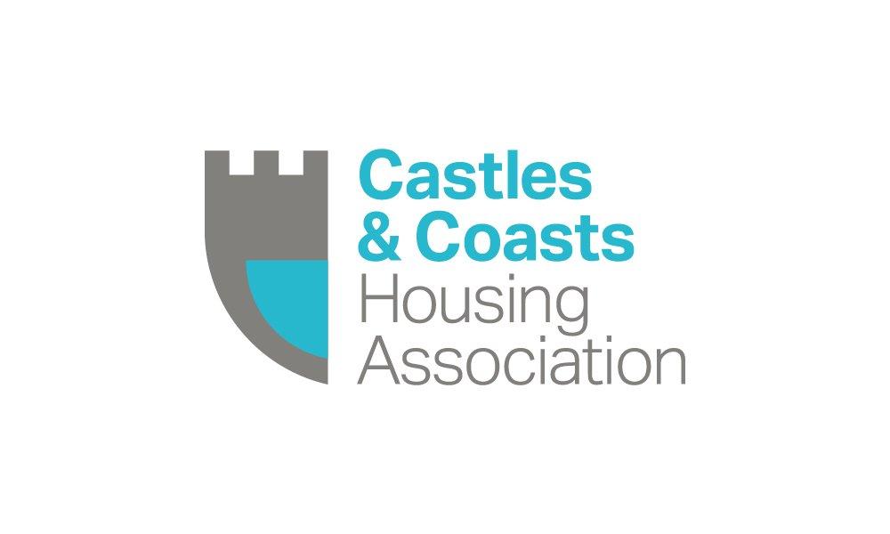 Castles & Coasts logo